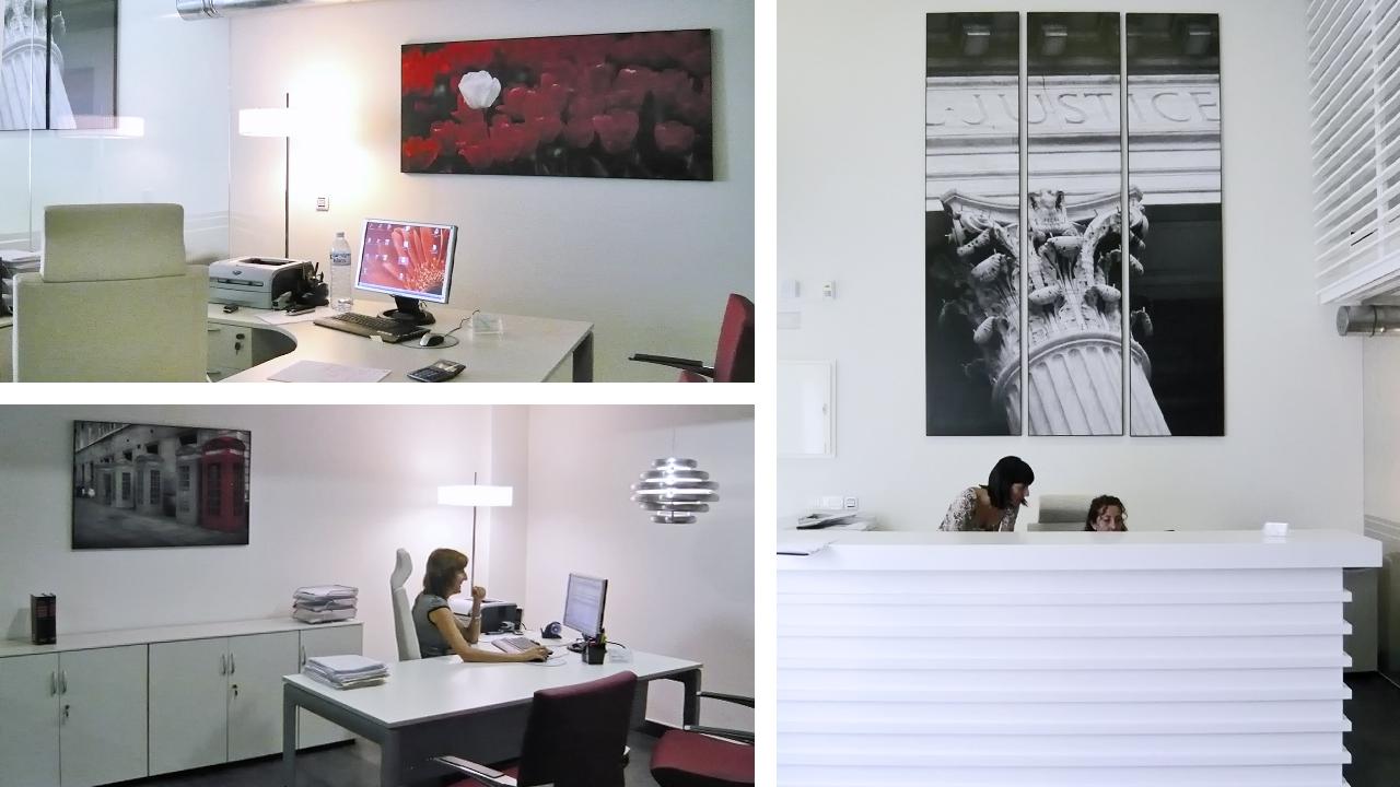 Cuadros Oficina - Impresión Digital