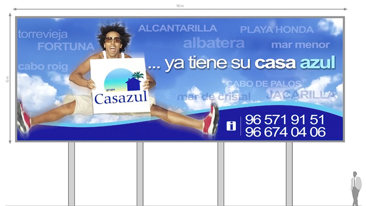 Valla - Publicidad Exterior - Torrevieja
