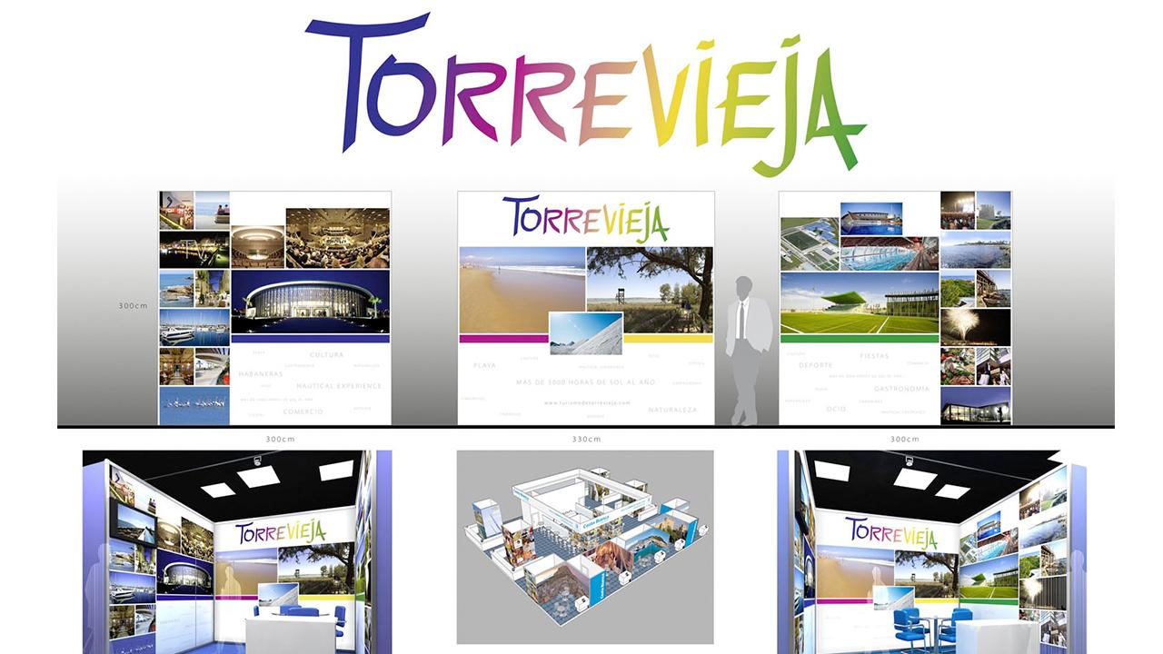Stand - Feria - Impresión Digital