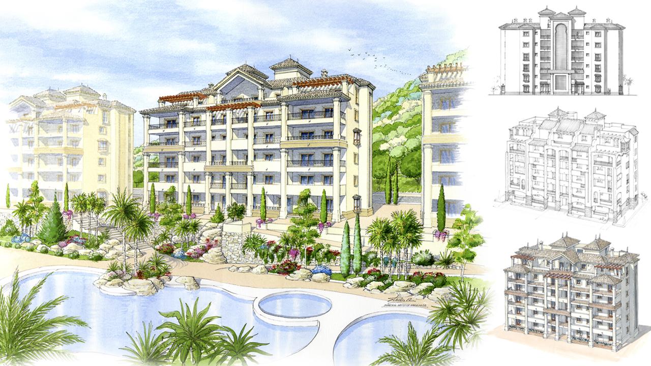 Acuarela - Apartamentos Torrevieja
