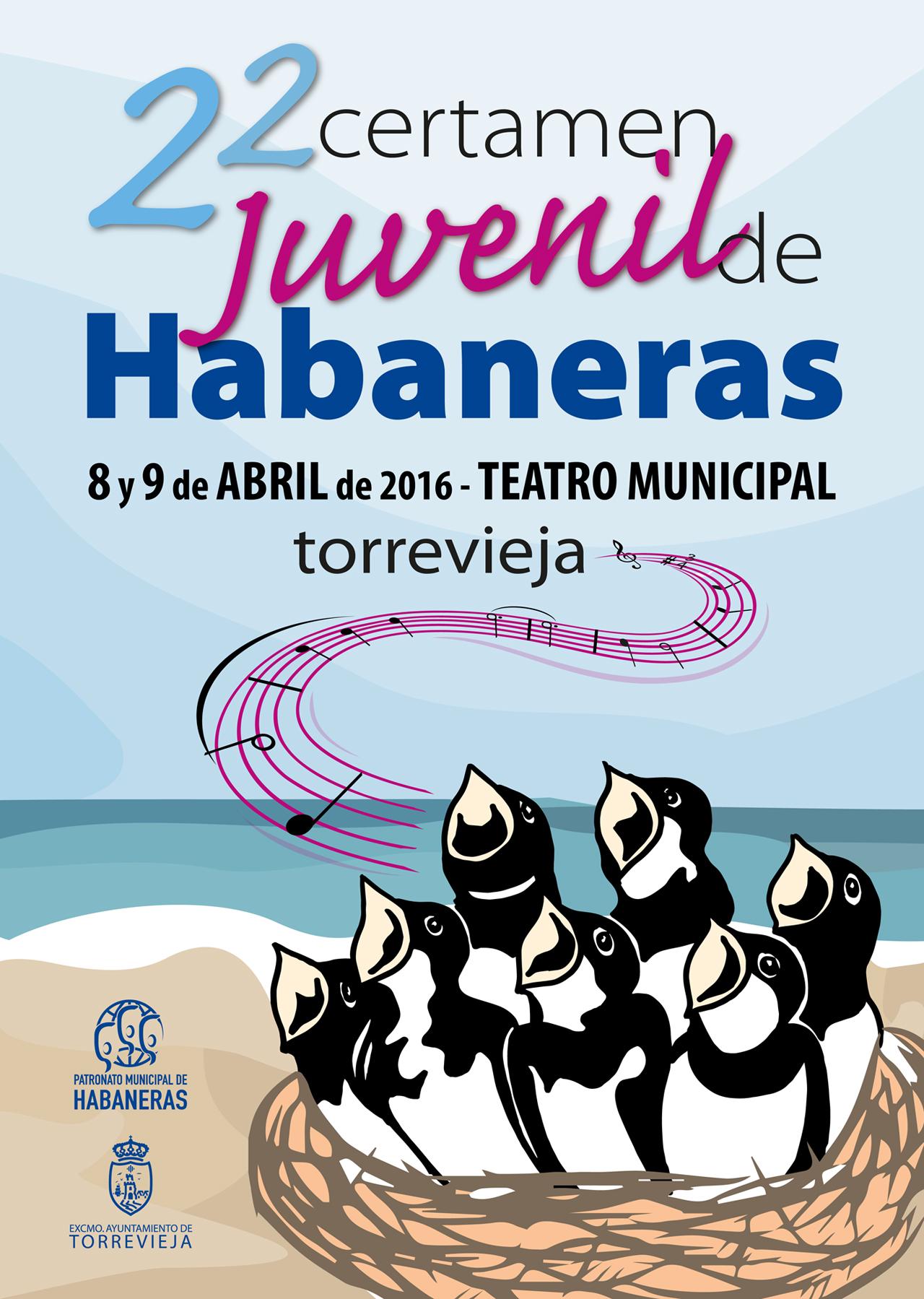 Habaneras Juvenil 2016