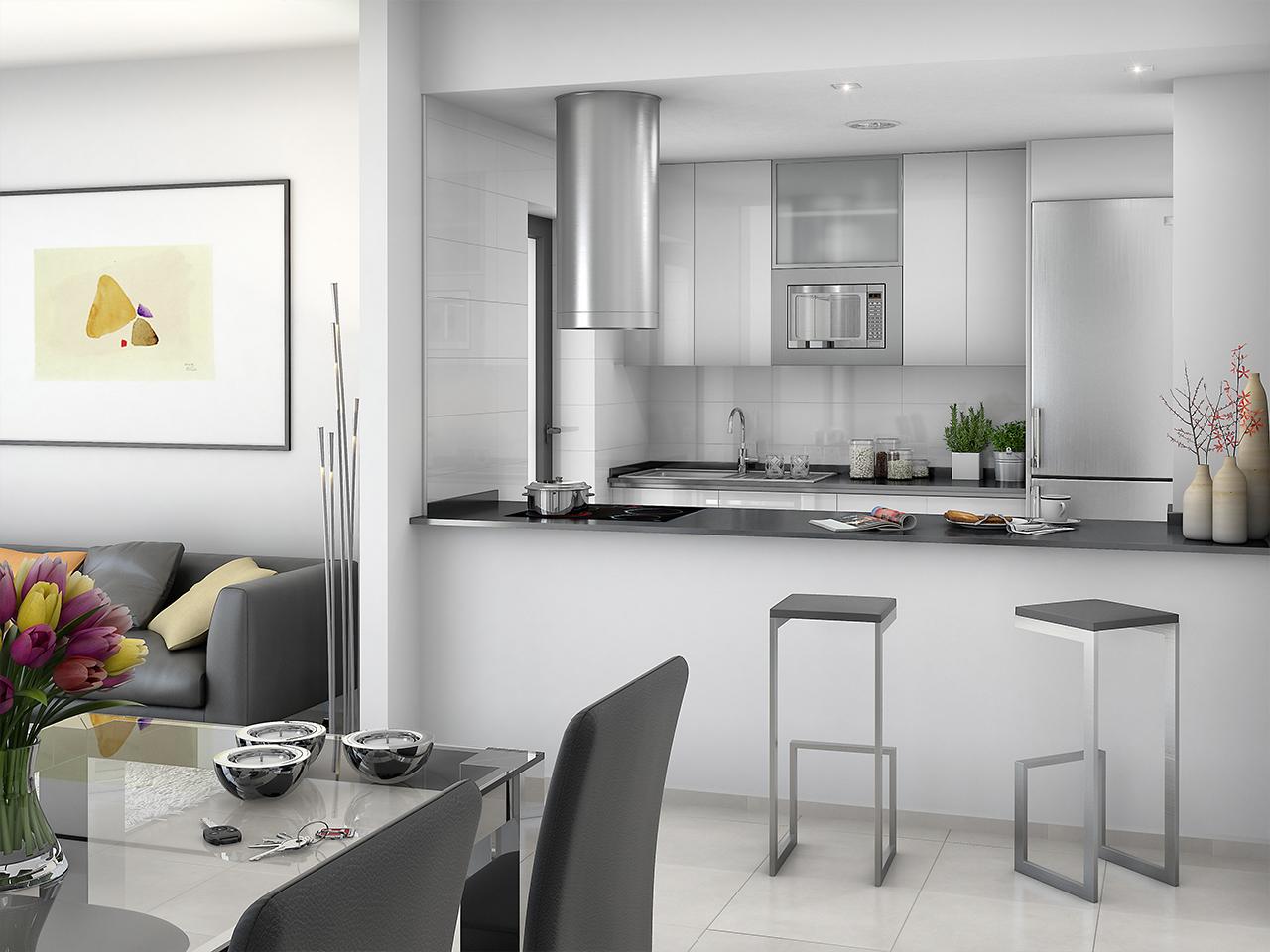 Residencial-Guardamar-cocina