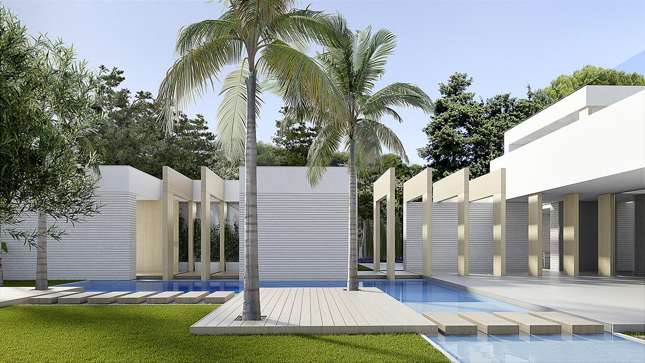 Chalet Villamartín - 3D Exterior